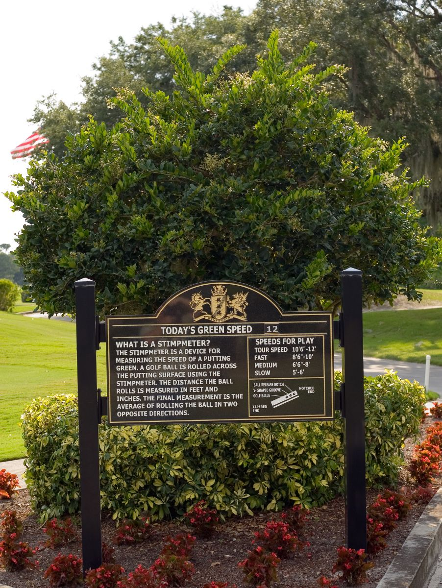 Tarpon Springs Golf Course, Pinellas County, Fl